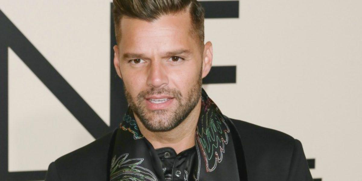 Ricky Martin terminó su noviazgo