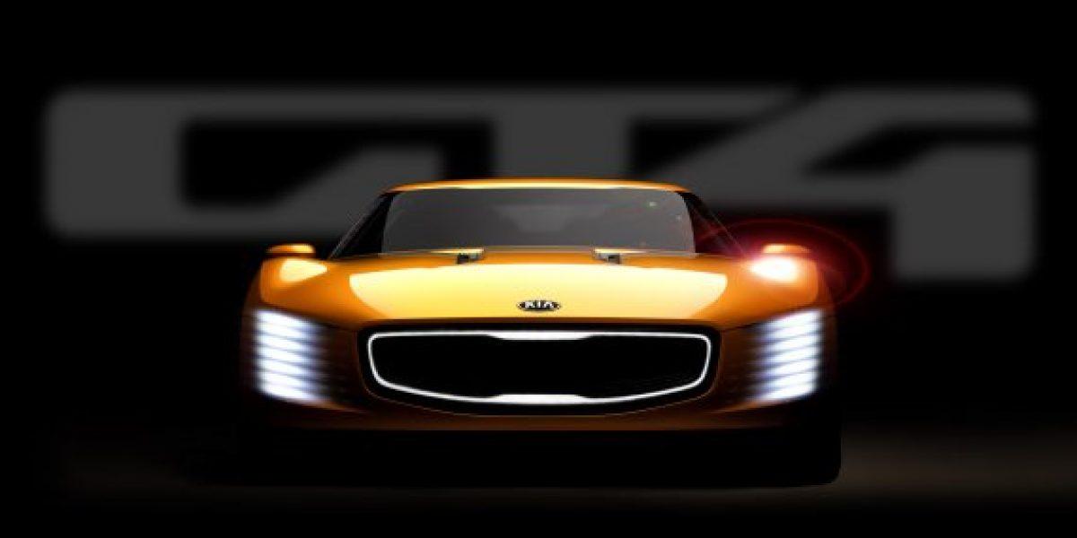 Conoce al nuevo Kia GT4 Stinger