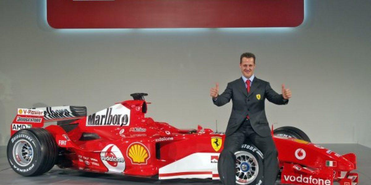 Insólito: Accidente de Schumacher fue a baja velocidad