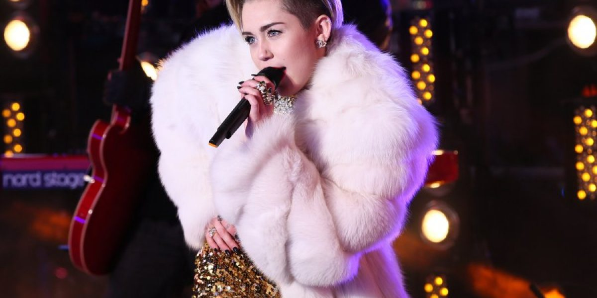 Miley Cyrus pierde terreno en el top latino y en Chile
