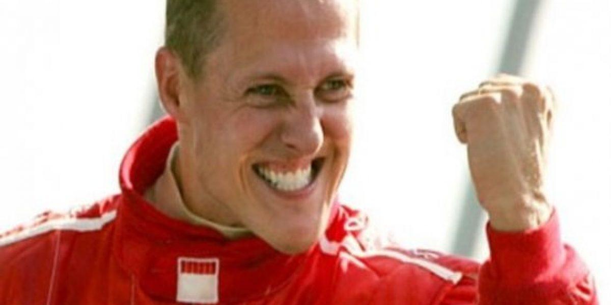 Schumacher sigue estable a un día de su cumpleaños