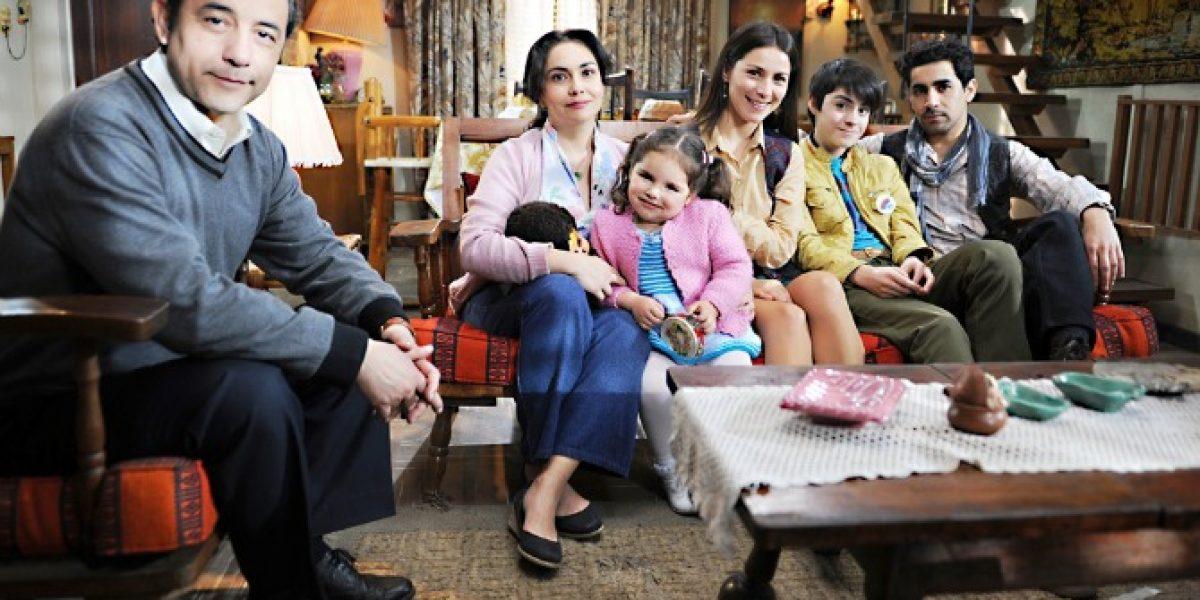 Canal 13 lidera sintonía del 2013 con 7 programas entre los más vistos