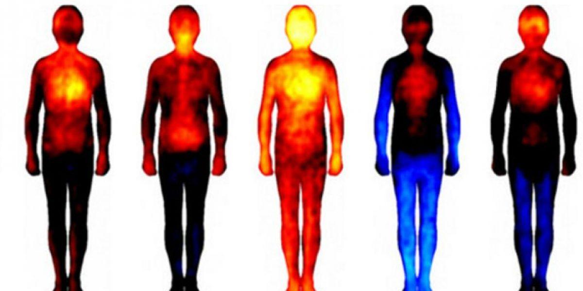 GALERÍA: Científicos crean mapa de las emociones en el cuerpo humano