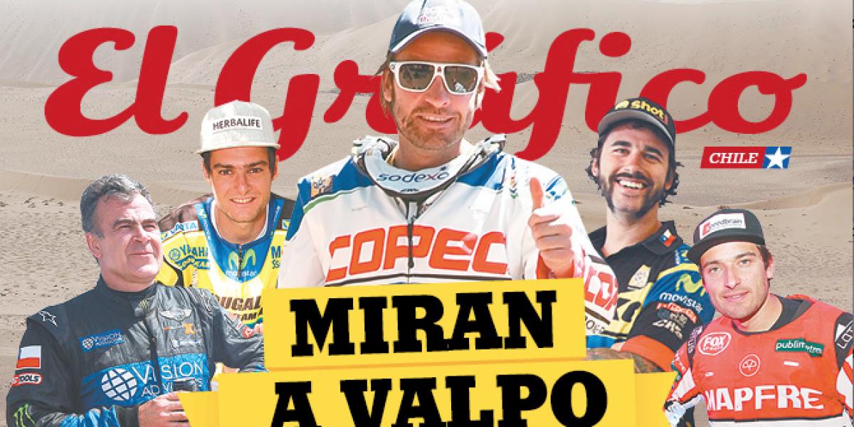 Dakar 2014: Las tres principales cartas nacionales para la competencia