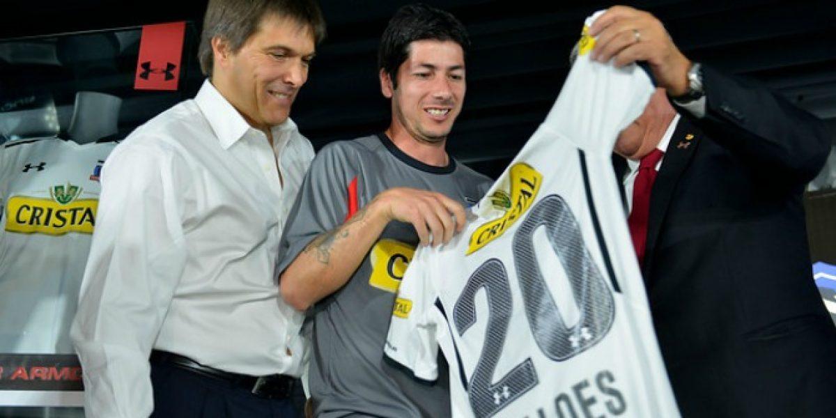 Así quedaron definidos los números de las camisetas en Colo Colo