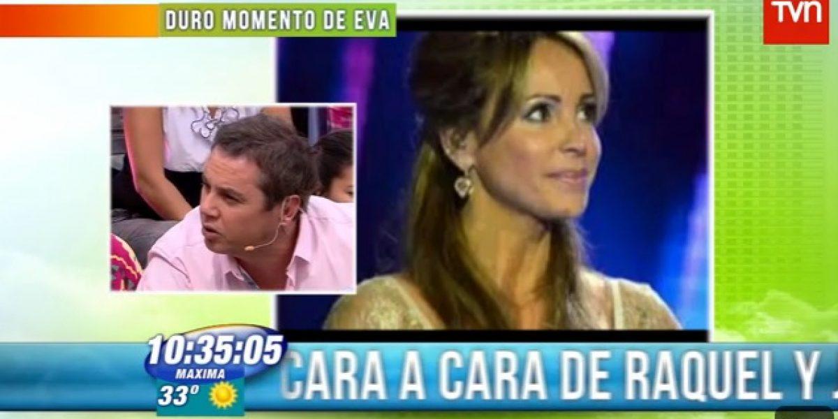 Viñuela pide disculpas a Eva Gómez y se va en contra de ejecutivos de CHV