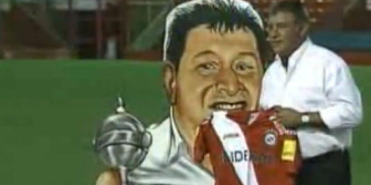Claudio Borghi fue presentado como nuevo técnico de Argentinos Juniors