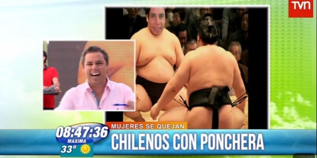 José Miguel Viñuela sufre el bullying de su compañeros por su físico