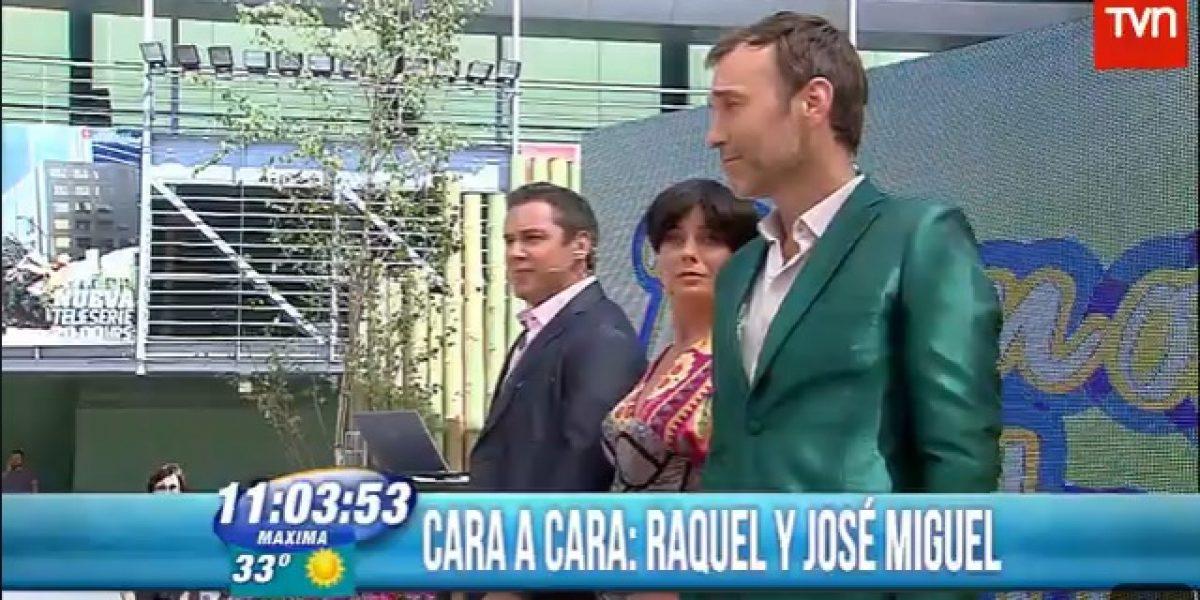 Claudia Conserva imita a Francisca García-Huidobro y recibe las burlas de Viñuela