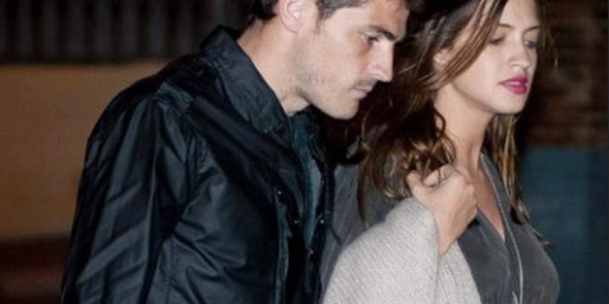 Sara Carbonero e Iker Casillas anuncian nacimiento de su hijo Martín