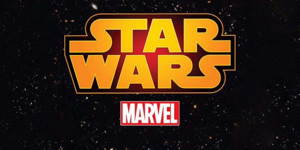 Lucasfilm y Marvel reúnen sus fuerzas para publicar nuevos