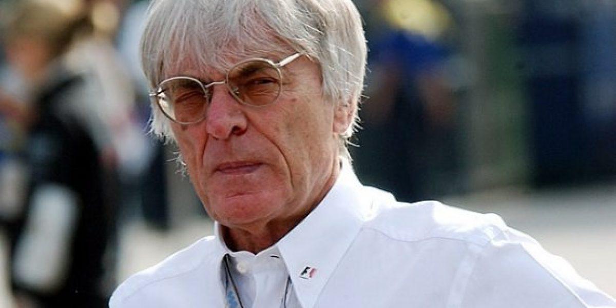 Bernie Ecclestone apuesta por Ferrari para este 2014