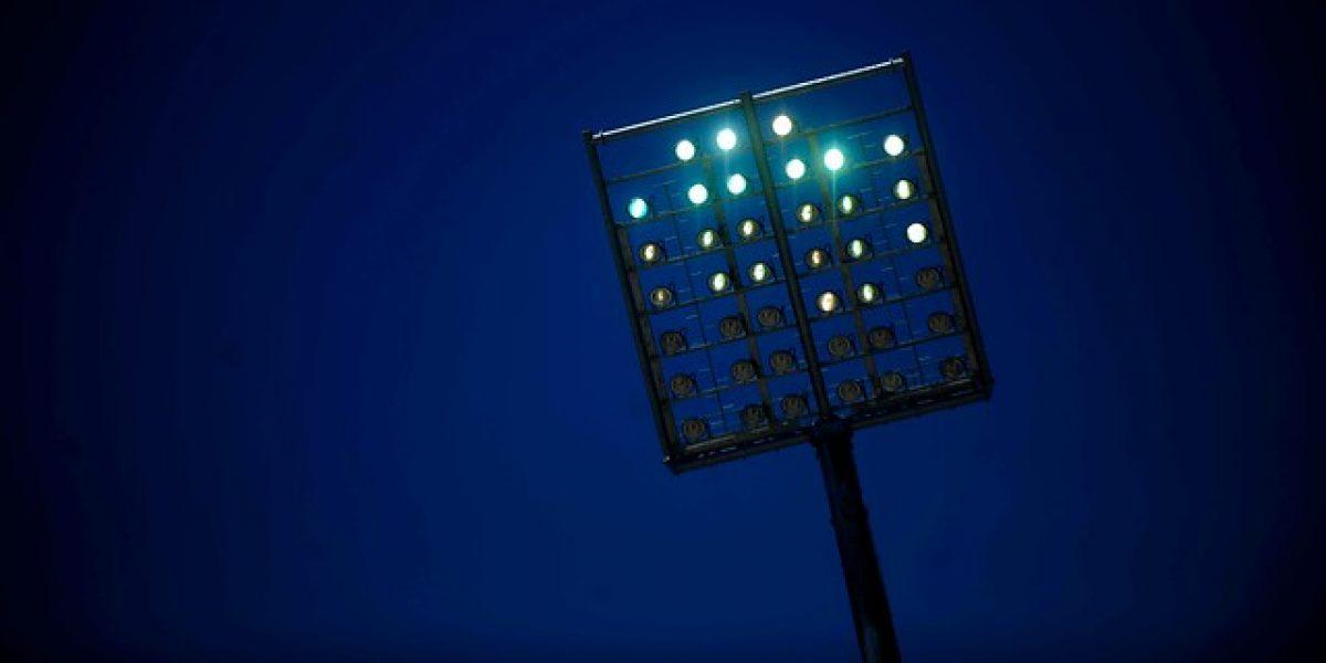 Galería: Así está el estadio Elías Figueroa de Valparaíso