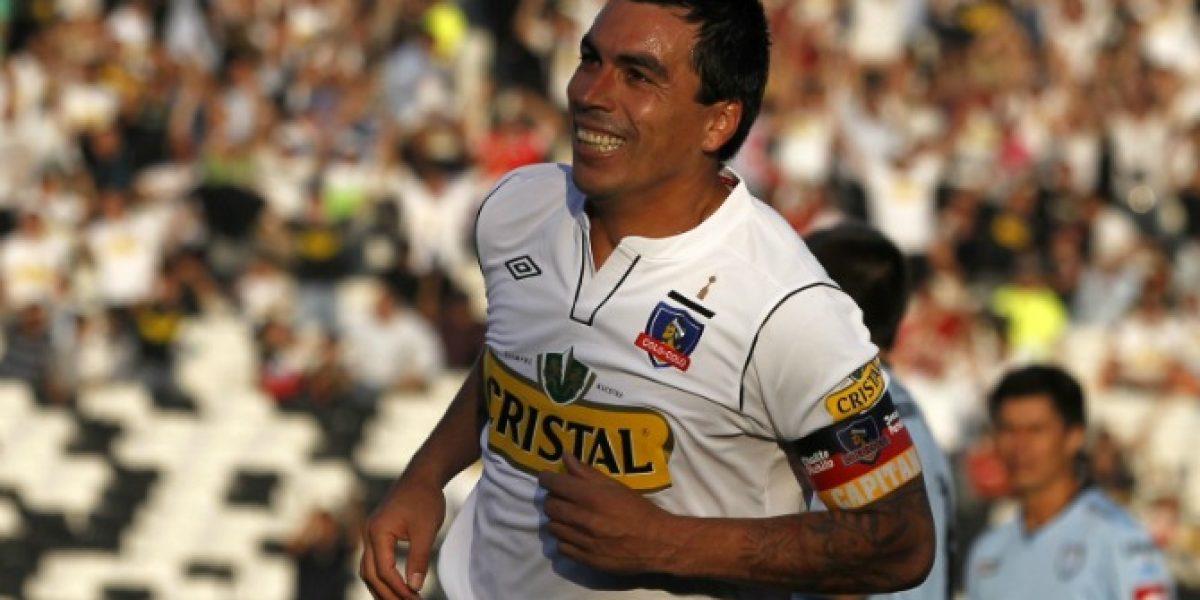 Colo Colo posee un millón de dólares para repatriar a Esteban Paredes