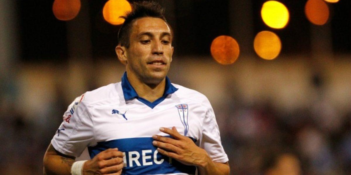 La UC se quedó con el 50% del pase de José Luis Muñoz