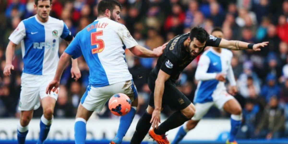 Habrá replay: Machester City no pudo ante Blackburn y deberá jugar un desempate