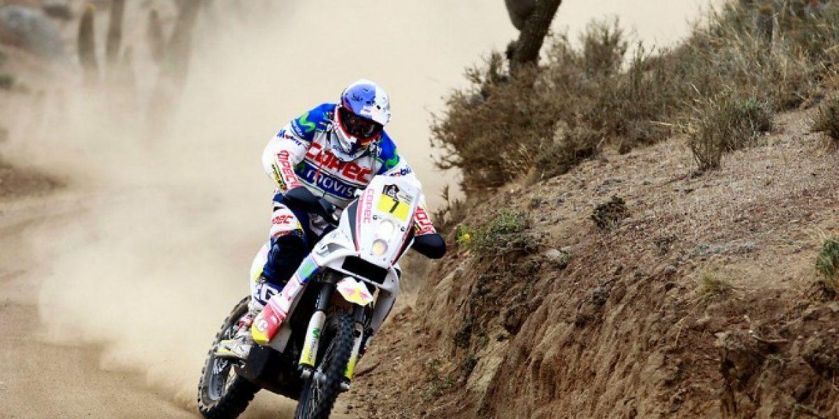 Paraguay será sede del Dakar Series en 2014 con el Desafío Guaraní