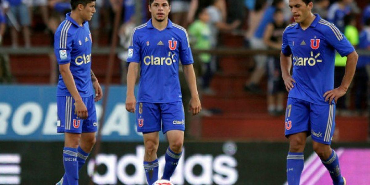 En Directo: Universidad de Chile buscará un triunfo en su debut ante Rangers