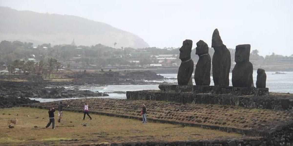La lucha por conservar el patrimonio de Isla de Pascua