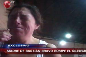 Foto:Captura de Chilevisión. Imagen Por: