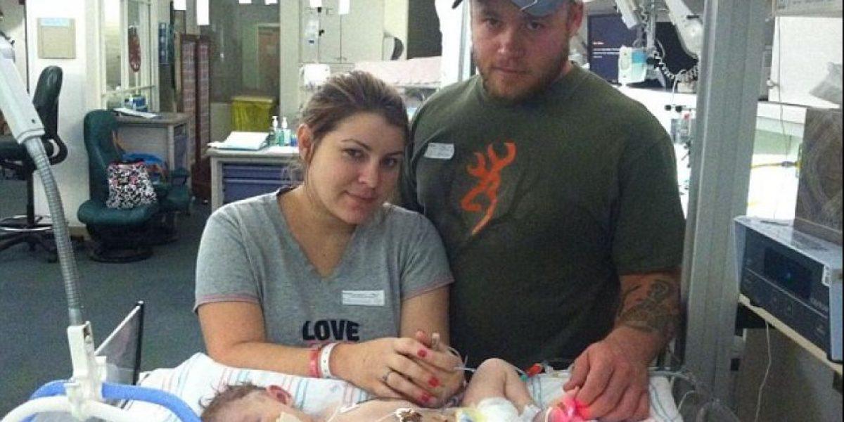 [FOTOS] Médico en EEUU fractura cráneo de recién nacida por usar fórceps