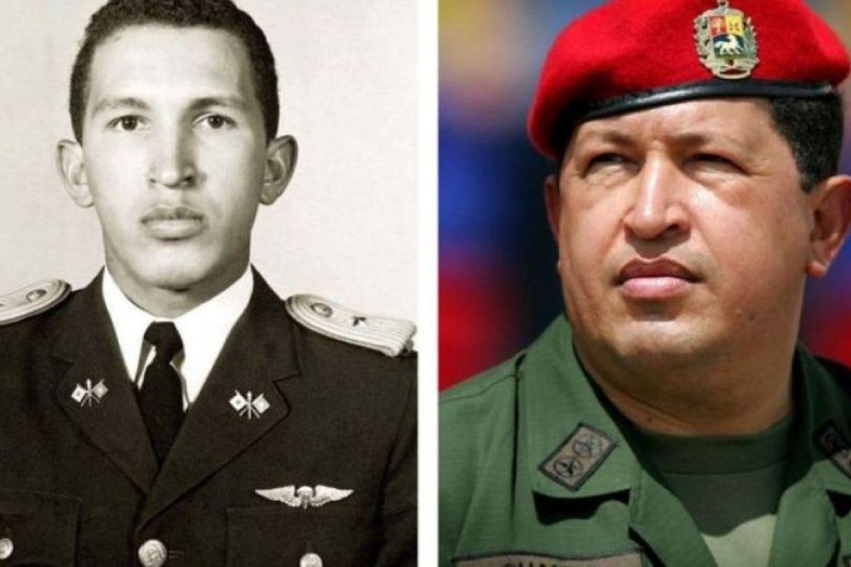 Foto:Hugo Chávez Foto: AcidCow. Imagen Por: