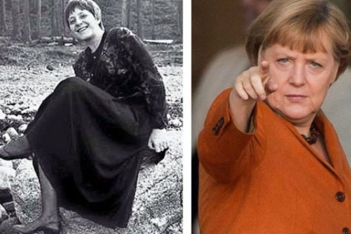 Foto:Angela Merkel Foto: AcidCow. Imagen Por: