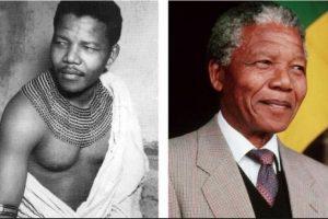 Foto:Nelson Mandela Foto: AcidCow. Imagen Por: