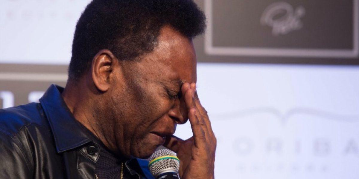 Pelé y fallecimiento de Eusebio: