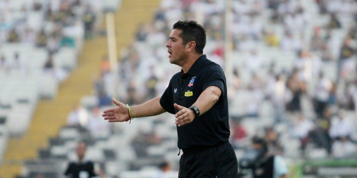 Héctor Tapia tras el triunfo: