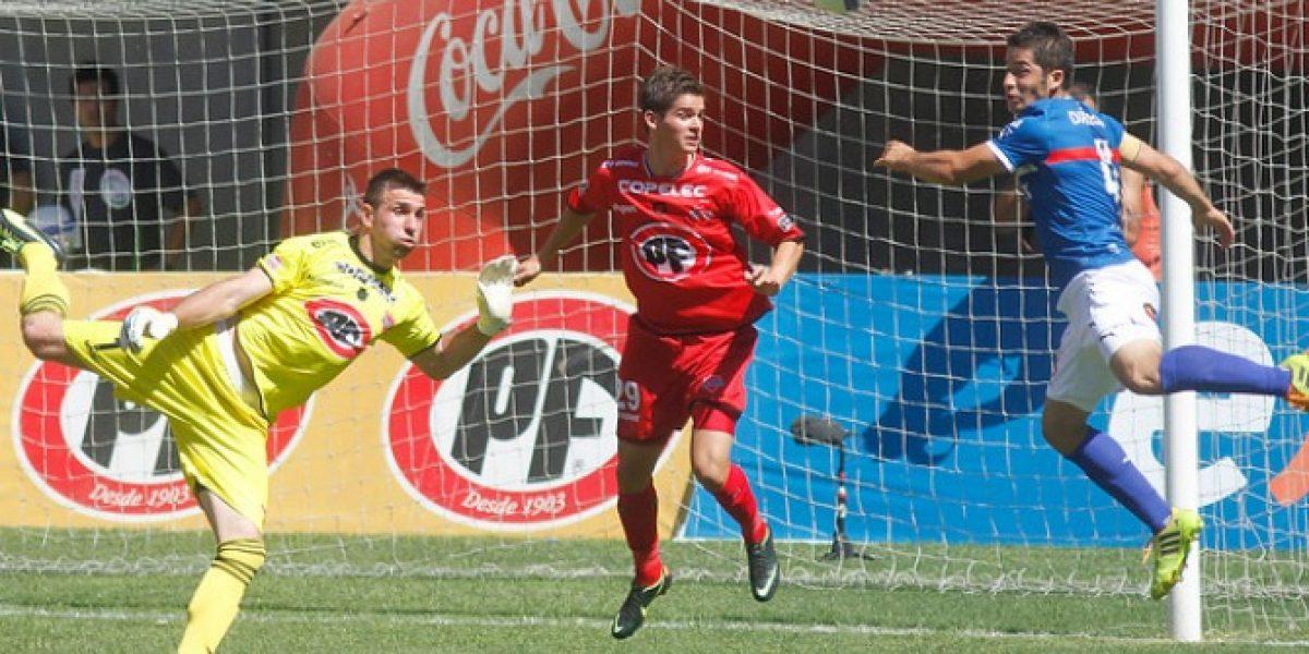 En Directo: La UC se impone contra Ñublense en el inicio del Clausura