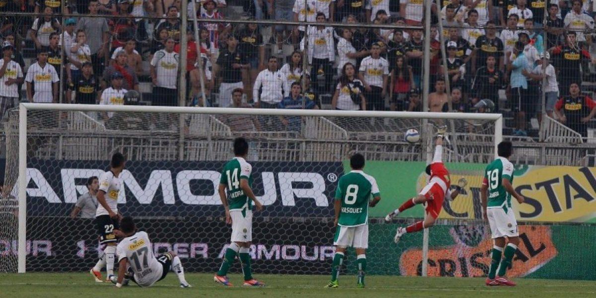 Colo Colo picó de atrás para vencer a Audax en su estreno en el Clausura