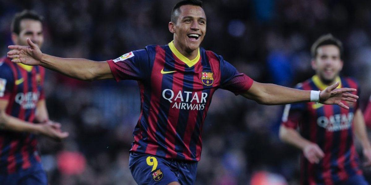 Más maravilla que nunca: Hat-Trick de Sánchez le da triunfo al Barcelona
