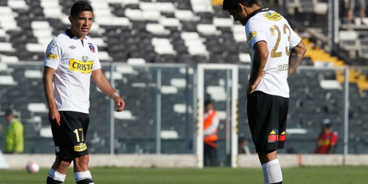 Delantero de Colo Colo podría partir al fútbol uruguayo