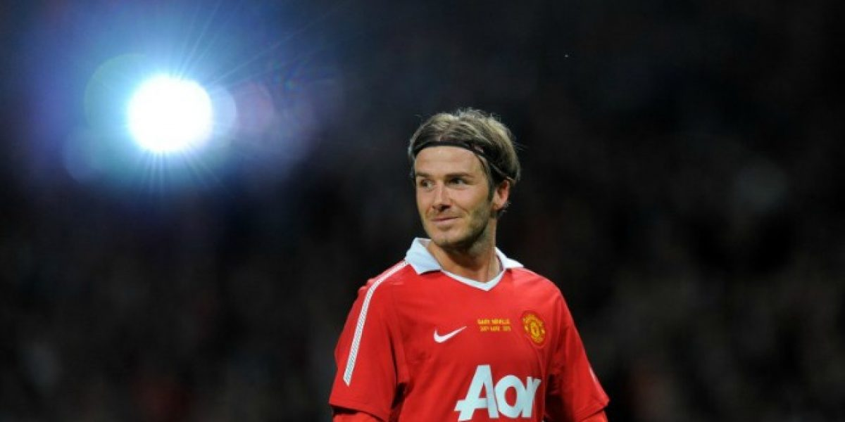 ¿Será posible? David Beckham podría defender la camiseta de River Plate