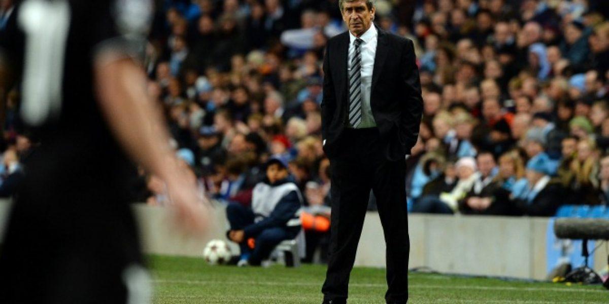 Delantero del Manchester City no será transferido por petición del ingeniero