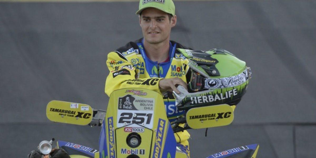 Ignacio Casale tras perder el primer lugar: