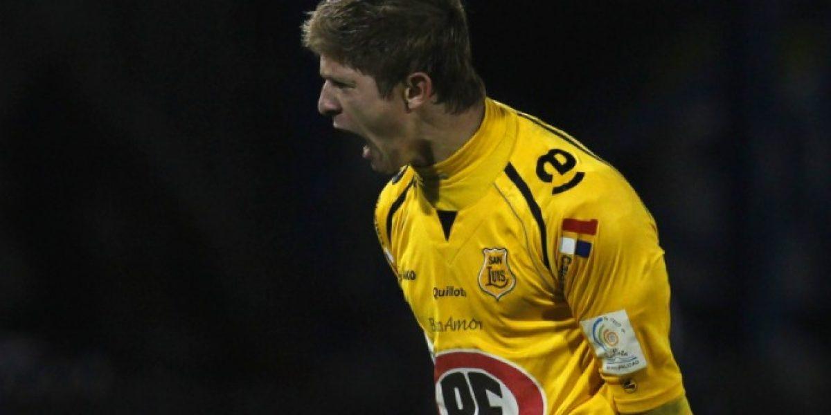 Universidad de Chile tiene en la mira a goleador de Primera B