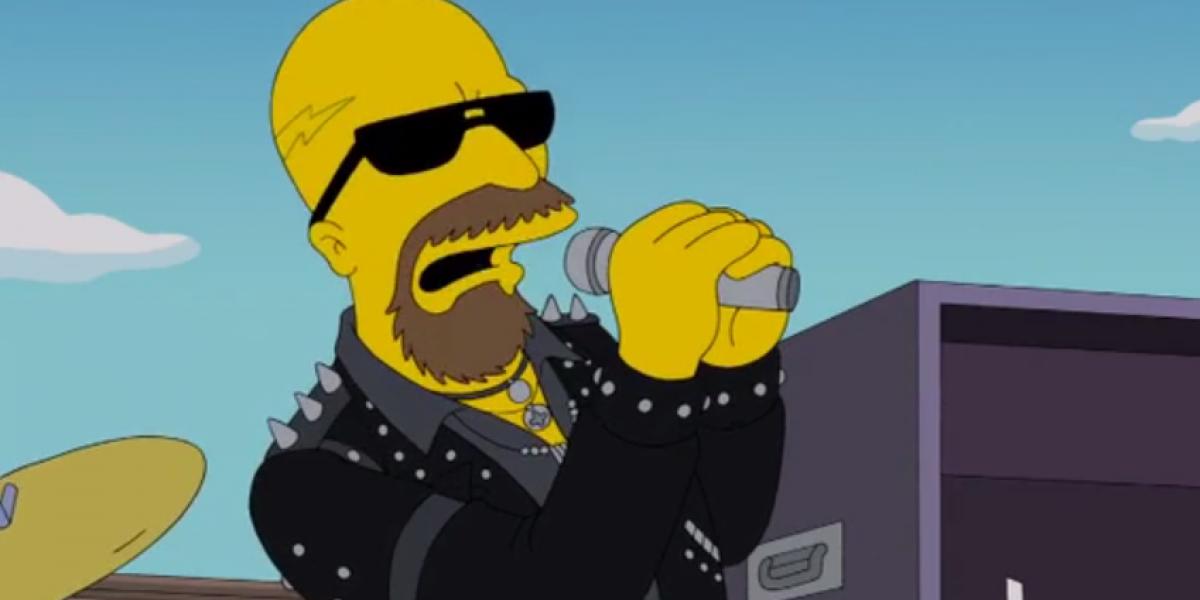 Judas Priest aparecerá en nuevo episodio de Los Simpson
