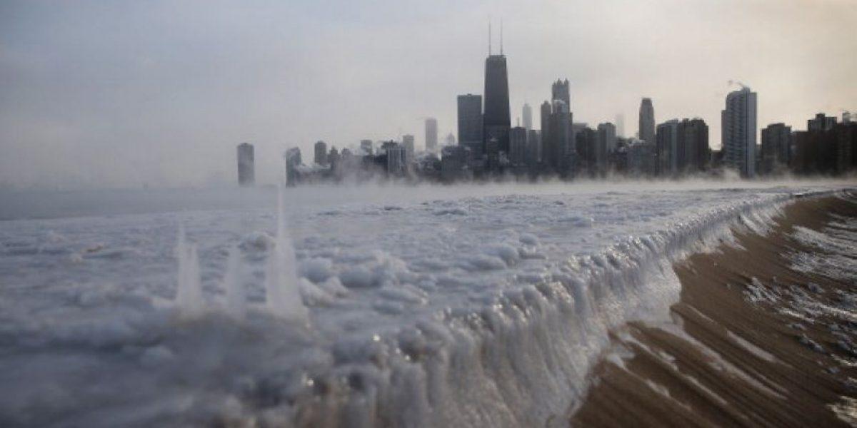 [FOTOS] EEUU afronta su jornada más helada en cuatro décadas en el este y medio oeste