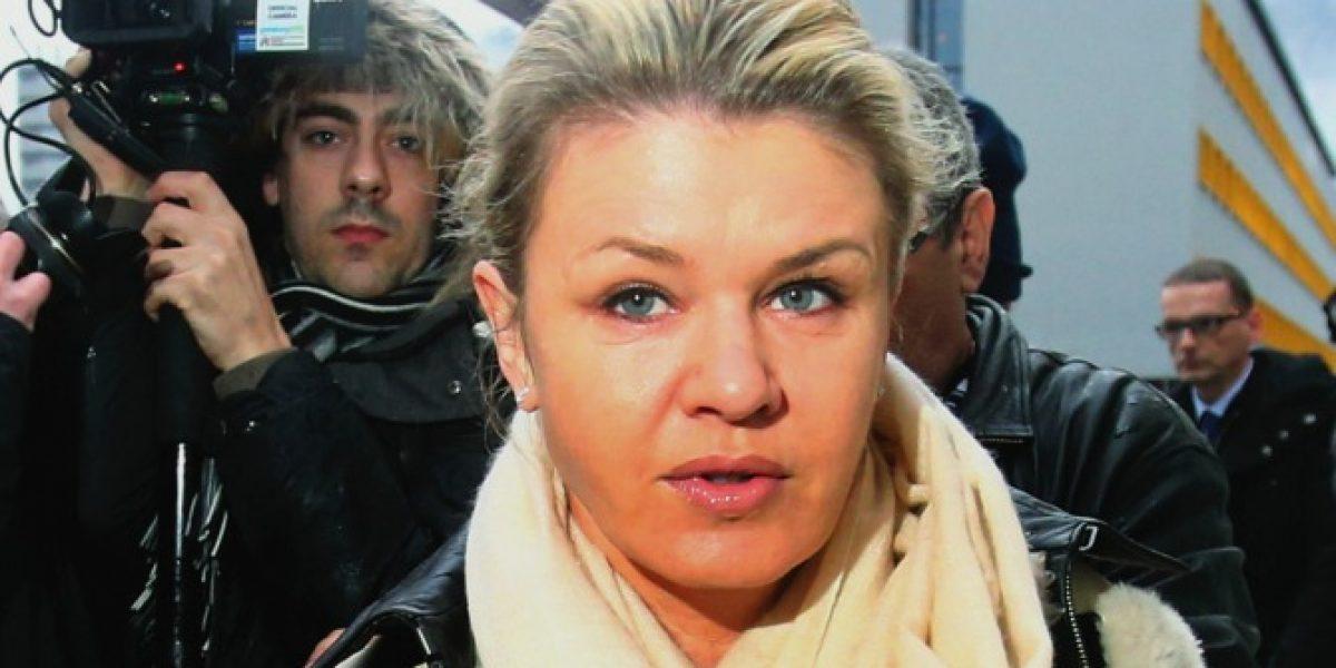 Esposa de Schumacher desesperada: