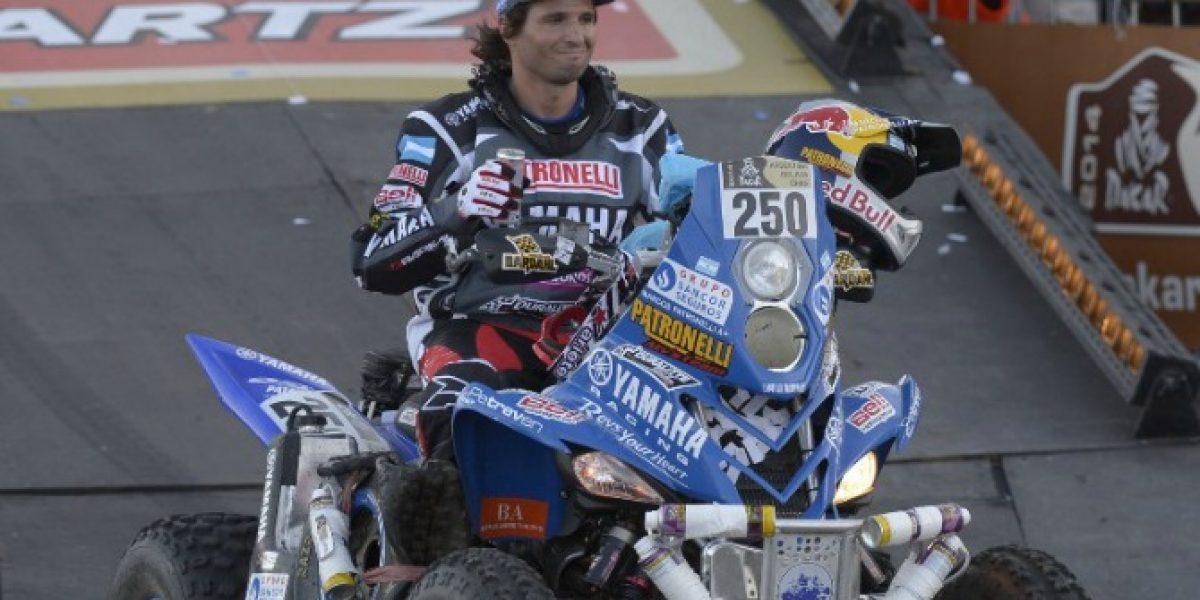 Patronelli abandona en el Rally Dakar y Casale asume el favoritismo en quads