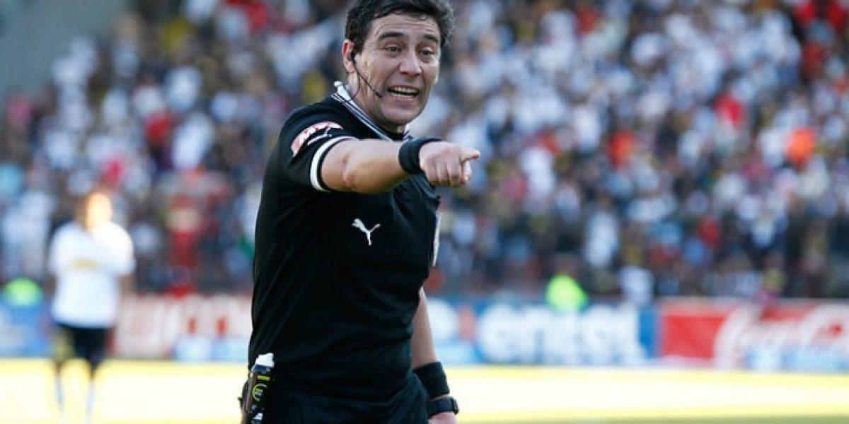 Definidos los árbitros que pitarán en la segunda fecha del Clausura 2014