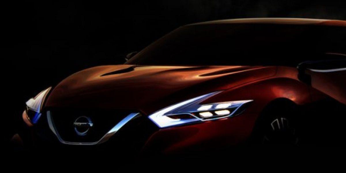 Nissan presentará un nuevo concepto la próxima semana