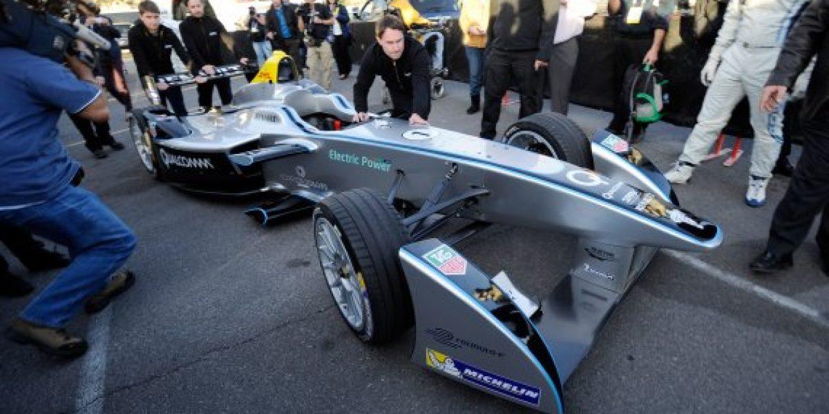 Así son los autos de la nueva Fórmula E