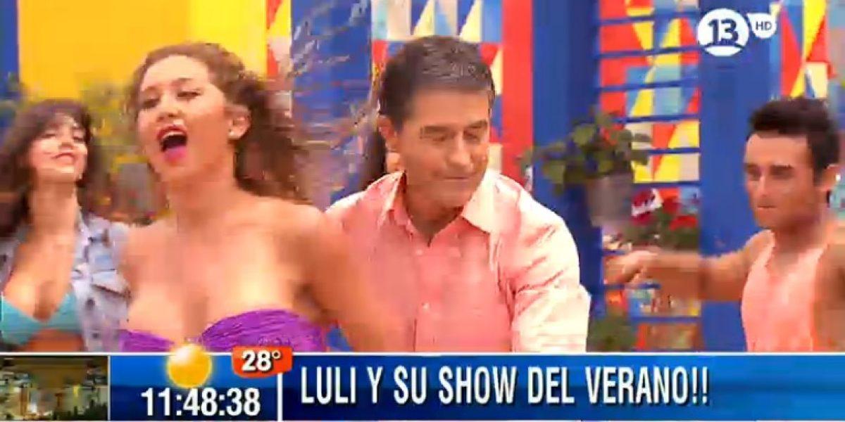 Polo Ramírez quedó impactado con sensual baile de Luli