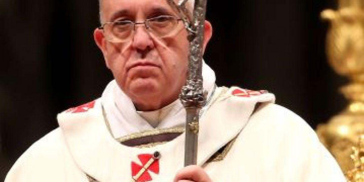 Papa Francisco suprime el título de