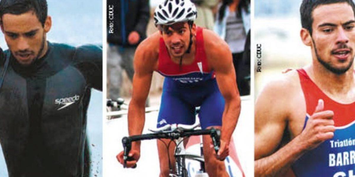 Ironman de Pucón: El bautizo de Felipe Barraza en la prueba más dura