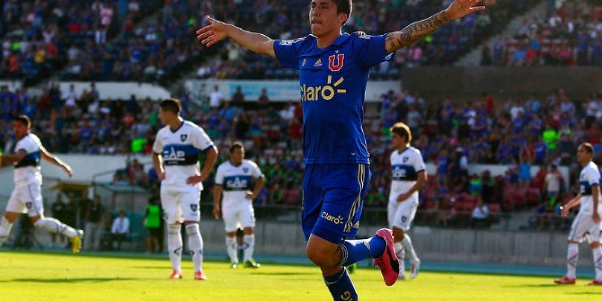 Jugador de la U sería la gran novedad de Sampaoli para el amistoso ante Costa Rica