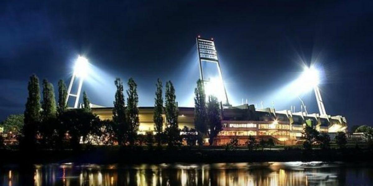Un OVNI sobrevoló un estadio de fútbol en Alemania